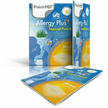 PatchMD Allergy Plus - Topical Patch (30 Day Supply) - EXP 2022 - $18.40