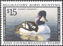 RW65, DUCK STAMP VF OG NH - LOW PRICE! - $24.95
