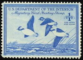 RW15, Duck Stamp! - XF OG NH - Very Fresh! $60.00 - Stuart Katz - $40.00