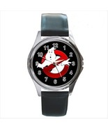 NEW* HOT GHOSTBUSTERS Quality Round Metal Wrist... - $18.95
