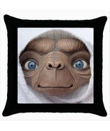 NEW* HOT E.T THE EXTRA TERRESTRIAL Black Throw ... - $18.99