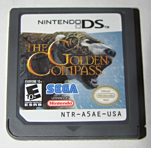 Primary image for Nintendo DS - SEGA - THE GOLDEN COMPASS (Game Only)