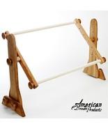 Oak Lap Frame no baste cross stitch needlework ... - $63.75