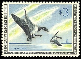 RW30, Mint DUCK STAMP - VF-XF OG NH - Post Office Fresh!! Cat $115.00 image 2