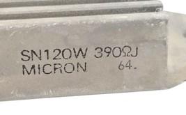 KITAMURA MICRON SN120W RESISTOR BANK MICRON 64 image 2