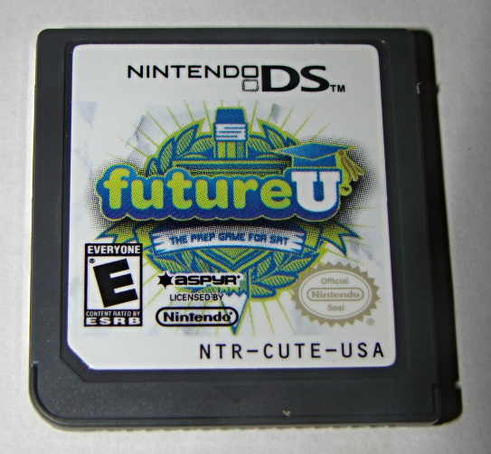Primary image for Nintendo DS - future U THE PREP GAME FOR SAT (Game Only)
