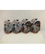 Star Wars 30th Anniversary Action Figure #20 Imperial Stormtrooper Lot of 4 - $38.52