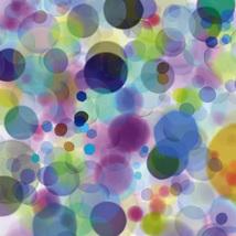 Zuo Purple Bubbles Wall Art - $256.00