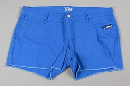 "NWT- OLD NAVY The Diva Cutoff ""Blue Eye"" Blue Jean shorts Size 14 - $10.40"