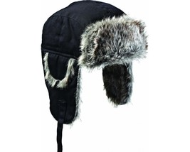 Dickies Trapper Hat, Excellent warmth in Cold Weather, Warm fleece and f... - $20.87