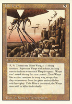 Magic: The Gathering 3rd Edition - The Hive - $0.25