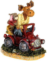 """Boyds Bears Moose Troop """"Gerald with Harrington..Seeing the World"""" #4016... - $49.99"""
