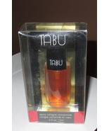 TABU Concentrated Cologne Splash by Dana 0.5 oz / 15 ml. New in box - $10.16