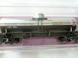 Micro-Trains # 06500066 Pirroe & Sons 39' Single Dome Tank Car N-Scale image 1