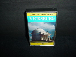 Vicksburg National Military Park Driving Tape Tour Audio Cassette Missis... - $9.84