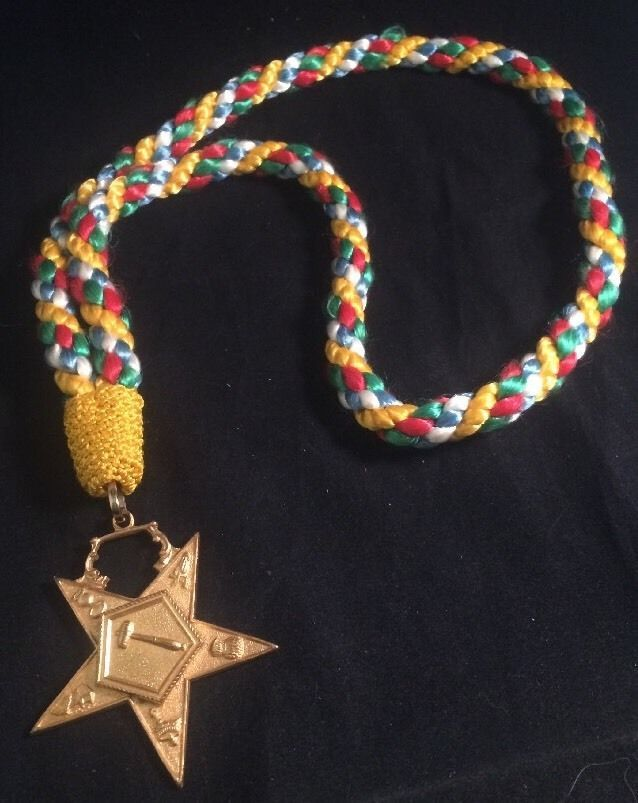 Vintage Masonic Order Of The Eastern Star And Similar Items