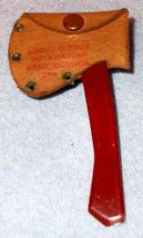 Scout Circus Potawatomi Area Council 1964 Hatchet with Sheath - $24.95