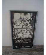 Enrique Lamas 1986 Theater Poster García Lorca's The Shoemaker's Prodigi... - $100.00