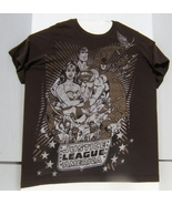 DC Justice League Of America Pre-owned Short Sleeve T-Shirt Small Size - $14.95