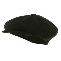Big Apple Melton Wool Cap W16S55F - £42.61 GBP