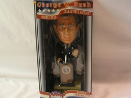 Hand Painted Commemorative George W Bush Bobblehead Full Size Bobble Hea... - $30.39