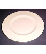 ROYAL DOULTON LANGDALE PLATINUM BONE CHINA PLATE - $19.79