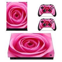 Nice Rose Decal Xbox one X Skin for Xbox Console & 2 Controllers - $15.00