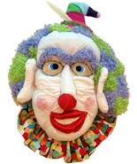 The Clown: Quilted Art Wall Hanging - $270.00