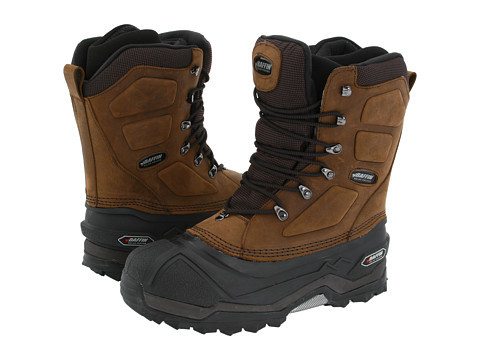 Primary image for Baffin Evolution Leather Snow Boots - Mens Color Brown