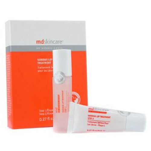 Primary image for MD Skincare Serious Lip Treatment 2 Step NIB