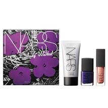NARS Andy Warhol Walk on the Wild Side Illuminator Lip Gloss Nail Limited ED - $21.78