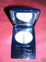 DIOR 2 Color Eyeshadow 235 DIORCRAZE Blue/Green NIB - $25.74
