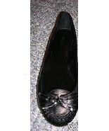 Style & Co Ladies GWENIE Black Ballet Flats Shoes 6.5M NIB - $29.70