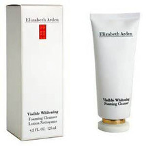 Elizabeth Arden Visible Whitening Foaming Cleanser 4.2 oz / 125 ml  NEW - $21.78