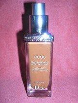 Dior Diorskin Nude Natural Glow Hydrating Makeup Foundation SPF10 Shade ... - $34.65