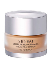 Kanebo Sensai Cellular Performance Cream Foundation CF-25 CF25 Topaz Bei... - $113.85