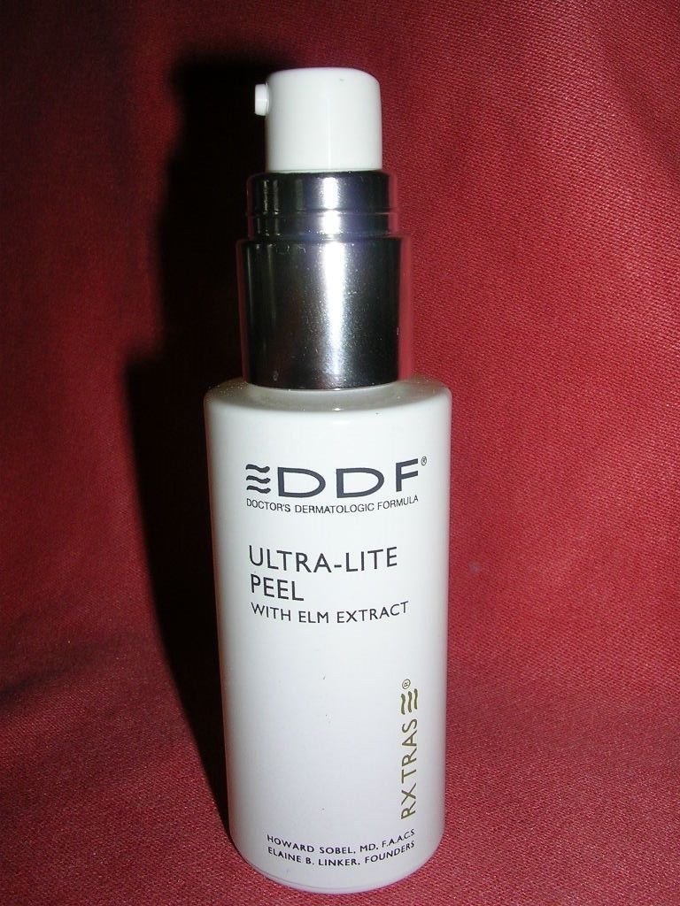 Primary image for DDF Ultra Lite Peel with Elm Extract Night Treatment  1 oz / 30 ml  NWOB
