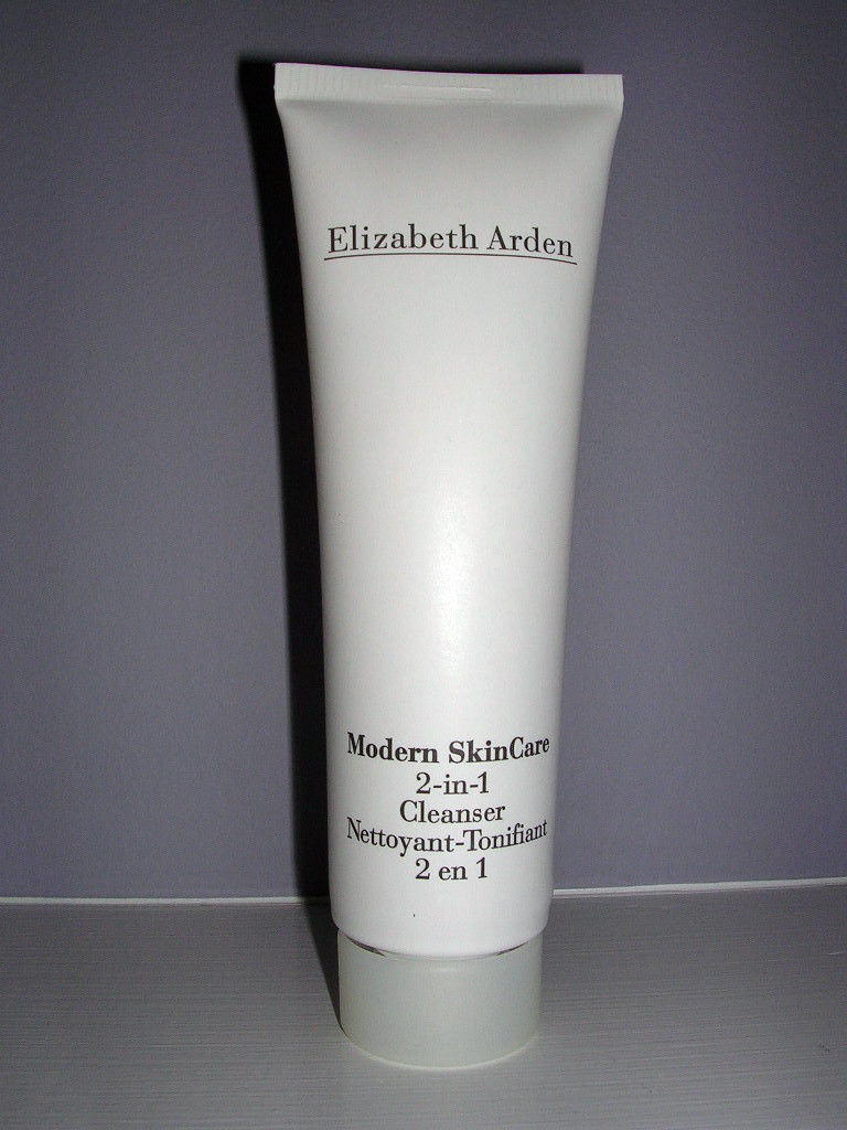 Primary image for Elizabeth Arden Modern SkinCare 2-in-1 Cleanser All Skin Types 4.2 oz  NWOB