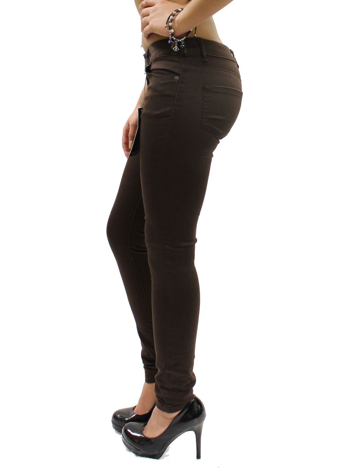 Free shipping BOTH ways on brown skinny jeans for women, from our vast selection of styles. Fast delivery, and 24/7/ real-person service with a smile. Click or call