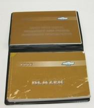 2002 Chevrolet Blazer Factory Original Owners Manual Book Portfolio #48 - $18.76