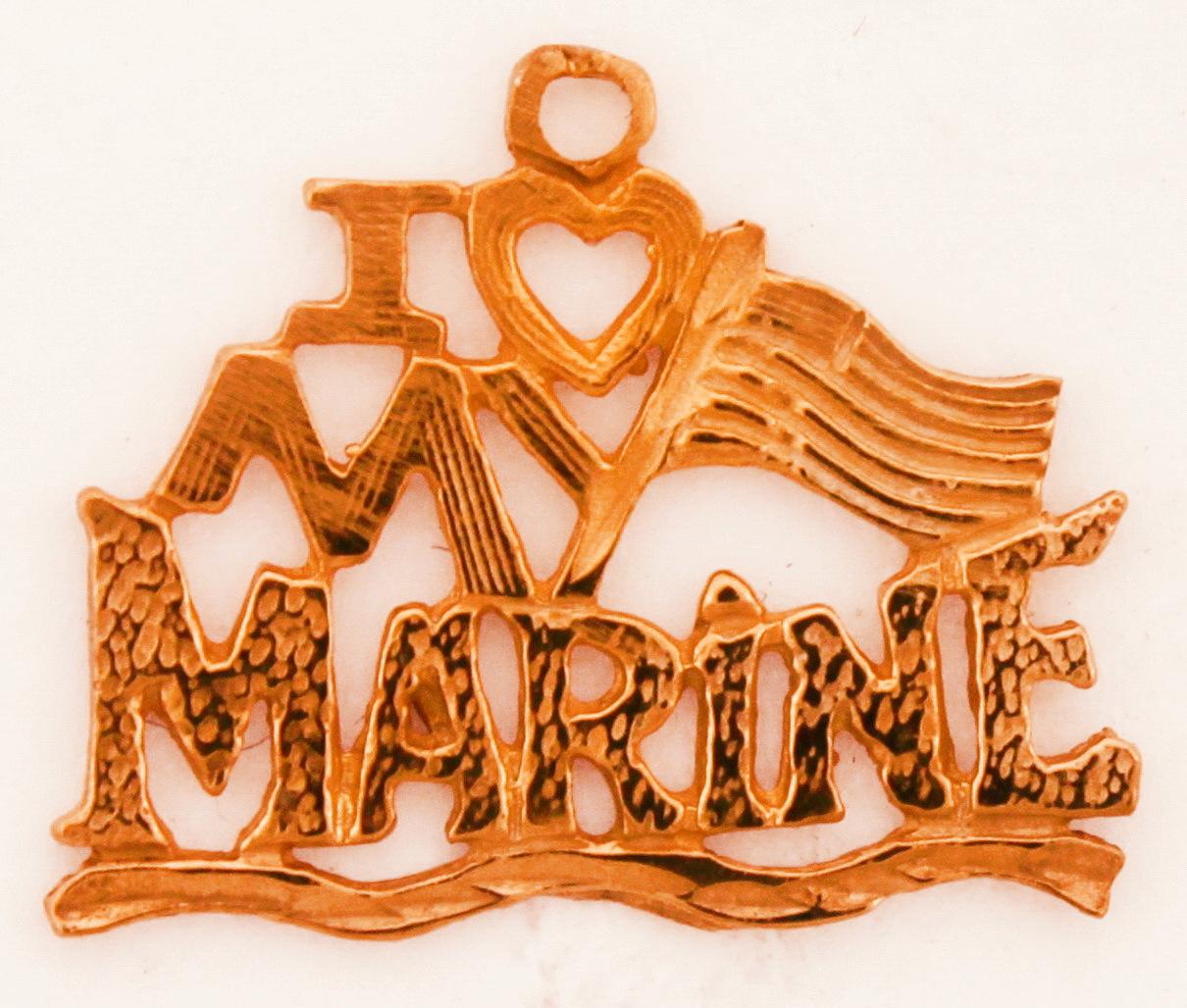 I heart my marine