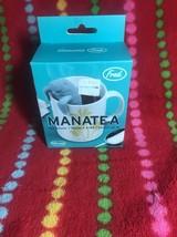 MANATEA  *FRED*   SILCONE  TEA  INFUSER   Manatee Sea Cow - £6.04 GBP