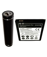 Samsung Galaxy Ace Style SM-S766c Battery + Power Bank Portable Charger ... - $25.09