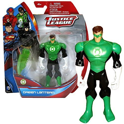 Primary image for Justice League Mattel Year 2013 DC Series Exclusive 5 Inch Tall Action Figure -