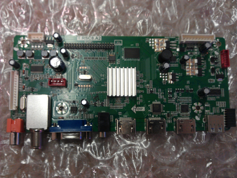 B13010458 Main Board From Sceptre X405BV LCD TV