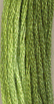 Spring Grass (0180) 6 strand hand-dyed cotton floss Gentle Art Sampler Threads - $2.15
