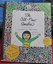 American Girl The All New Amelia Book - Learning to Love Herself - Maris... - $3.00