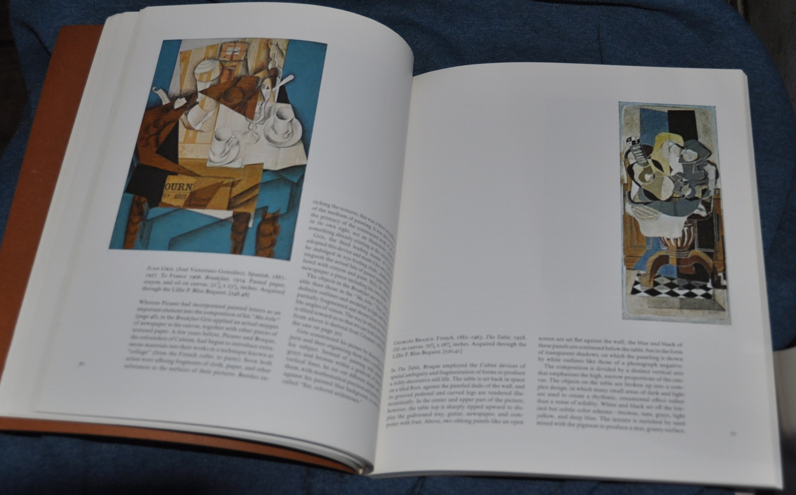 Vintage 1973 Book - 125 Paintings From Museum of Modern Art - Invitation to See