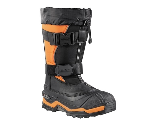 Primary image for Baffin Selkirk Winter Boots - Mens Color Black/Expedition Gold