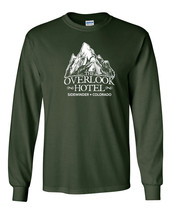 243 Overlook Hotel Long Sleeve Shirt movie horror shining scary All Sizes/Colors - $18.00
